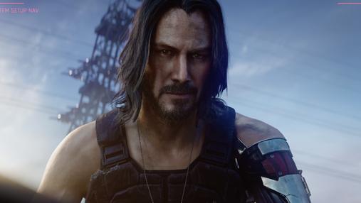 Ще більше Кіану Рівза: фанати гри Cyberpunk 2077 створили незвичну петицію