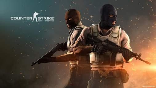 Valve отметила 20-летие легендарной игры Counter-Strike