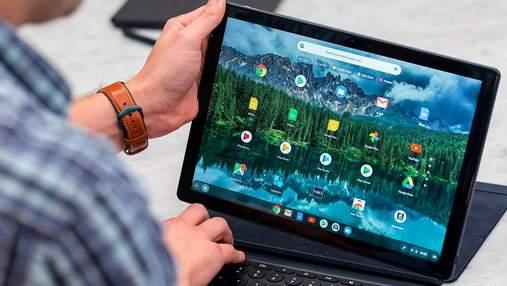 Google отказалась от производства планшетов