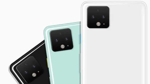 Google Pixel 4: появились новые фото флагманского смартфона