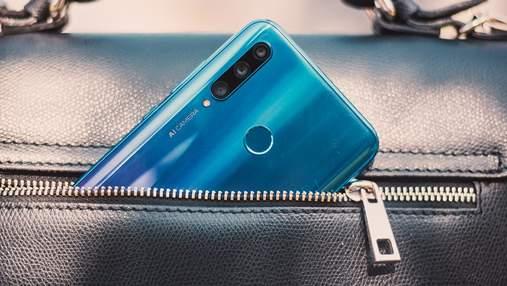 Огляд Honor 10i: смартфон-середнячок із флагманськими камерами