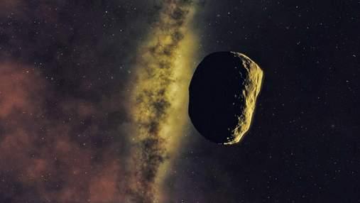 NASA відправить місію до золотого астероїда