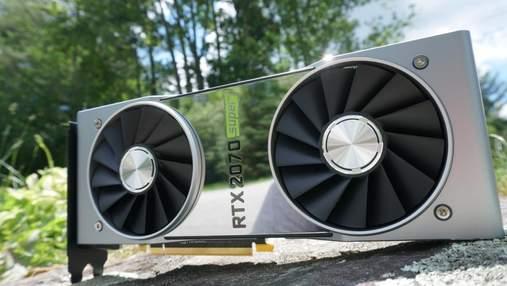 NVIDIA представила нову лінійку відеокарт GeForce RTX SUPER: характеристики та ціни