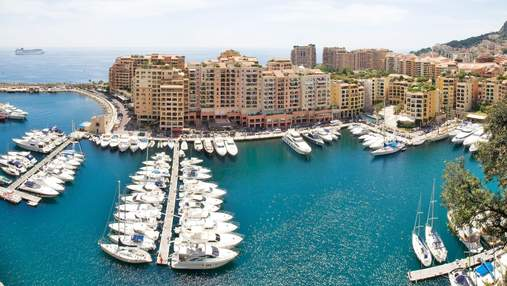 Монако — перша країна у світі, територію якої повністю охоплює мережа 5G