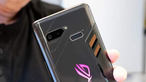 Смартфон ASUS ROG Phone 2 первым получит мощный процессор Snapdragon 855 Plus
