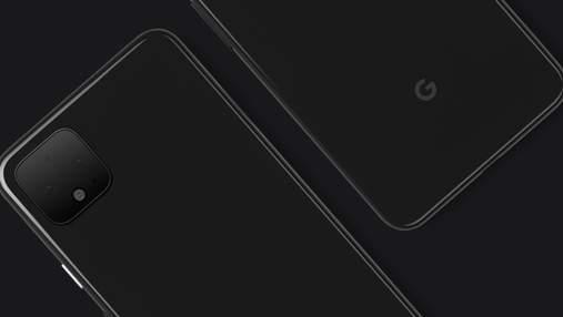Ключові особливості смартфонів Google Pixel 4 опублікували в мережі