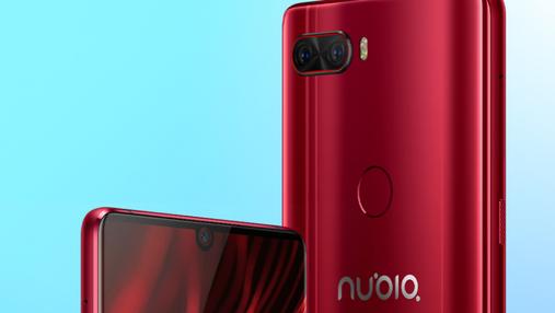 Nubia Z20: дата презентации и первые фото невероятного камерофона