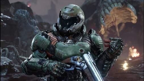 Розробники показали геймплей Doom Eternal: відео