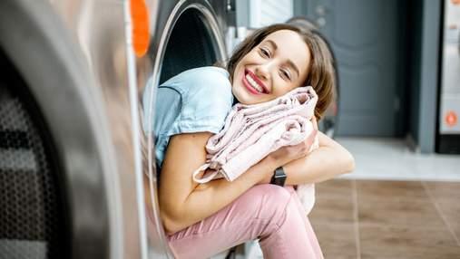 Топ-5 цікавих властивостей пральної машини, що спрощують життя користувачеві