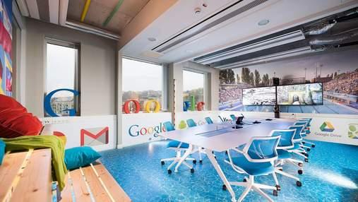 Спа-офис: чем ошеломляет представительство Google в Будапеште