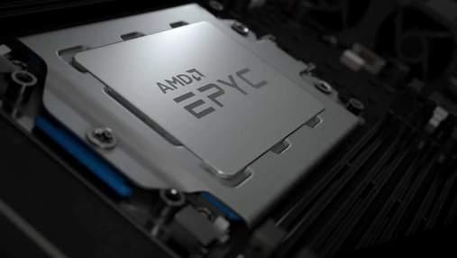 Процессоры AMD EPYC установили невероятный рекорд производительности