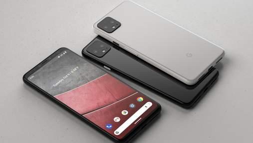 Фото на смартфон Google Pixel 4, виявилося фейком