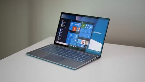 Анонсували нові ASUS ZenBook 14 : характеристики та фото ноутбуків