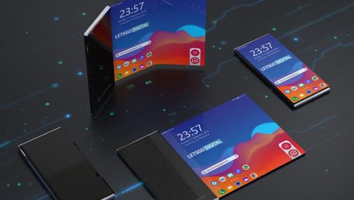 Гнучкий смартфон LG вперше показали на фото