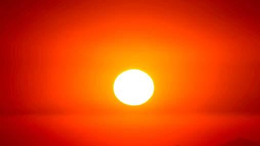 Як виглядає сонячний вітер: неймовірне відео