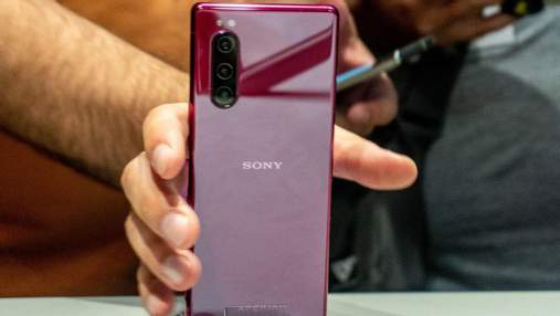Sony Xperia 5: компактный флагман представили официально на IFA 2019