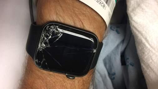 Apple Watch врятував життя велосипедистові