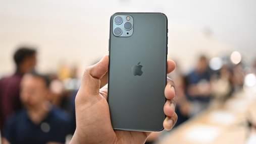 Яка собівартість iPhone 11 Pro Max: вражаюча цифра