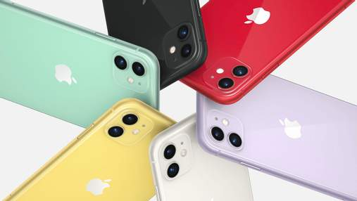Попит на iPhone 11 вищий, ніж очікували: Apple збільшити виробництво моделі