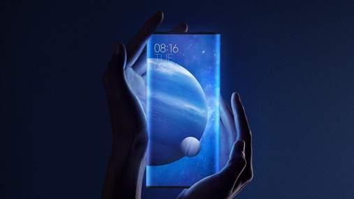 Революционный смартфон Xiaomi Mi Mix Alpha уже можно купить: цена шокирует
