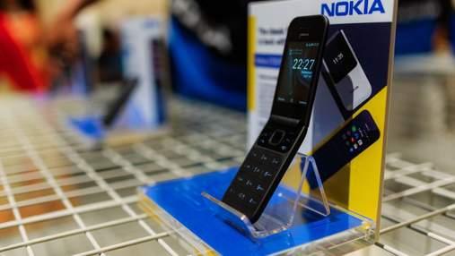"""Нову """"жабку"""" Nokia Flip 2720 можна купити в Україні: 4G та місяць роботи на одному заряді"""