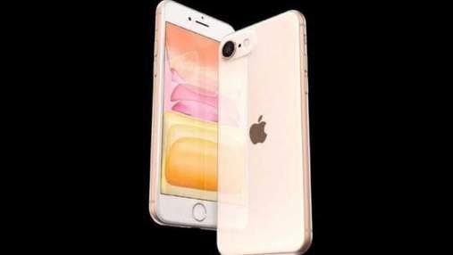 Новые слухи о бюджетном iPhone SE2: появились свежие рендерные изображения