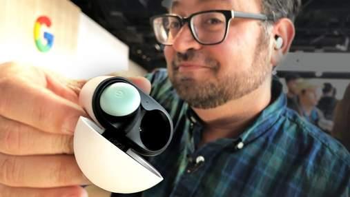 Google представила бездротові навушники Pixel Buds 2: особливості та ціна