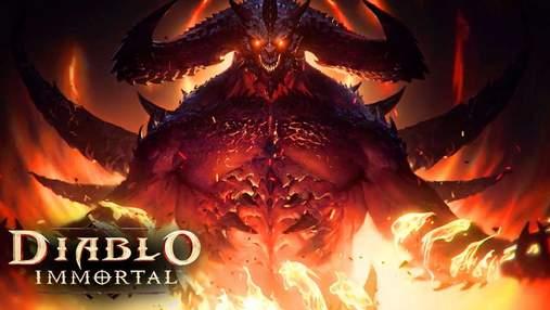 З'явилась дата виходу гри Diablo Immortal на iOS та Android