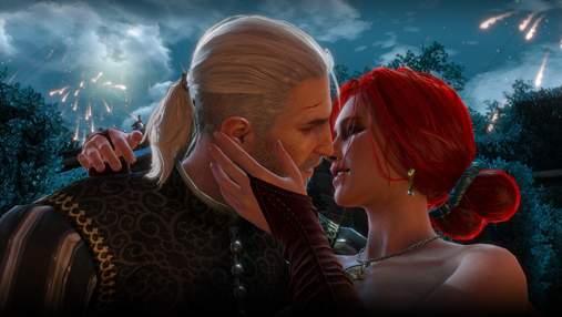 """Розробники зізнались, що складно було створювати секс-сцени у грі """"Відьмак"""""""