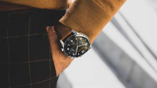 Розумний годинник Huawei Watch GT 2 надійшов у продаж в Україні: ціна