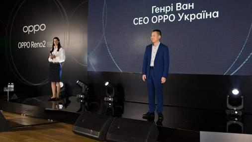Китайський виробник OPPO відкрив представництво в Україні