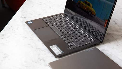 Lenovo ideapad S530: в Украине представили легкий и мощный ноутбук
