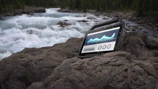 Dell анонсувала тонкий та надпотужний планшет Latitude 7220 Rugged Extreme: деталі