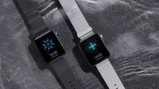 "Смарт-годинник Xiaomi Smart Watch засвітився на ""живих"" фото"