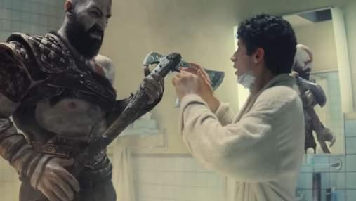 Видео дня: Sony сняла в Киеве рекламу консоли PlayStation 4