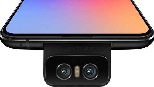 Asus ZenFone 6: смартфон з унікальною камерою вже в Україні – ціна