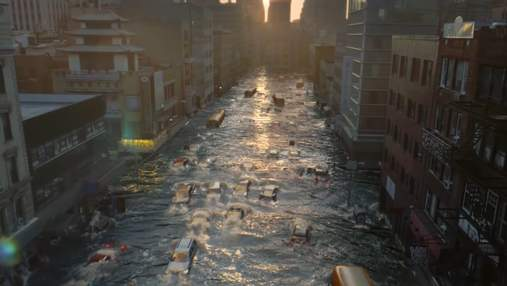 Видео дня: новый ролик Sony для игры Death Stranding, который сняли в Киеве