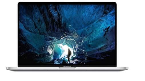 Apple представила 16-дюймовый MacBook Pro: характеристики и цена