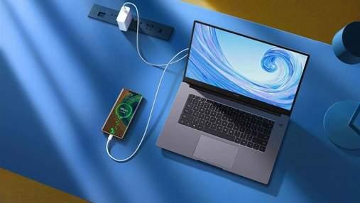 Huawei представила два нових ноутбука лінійки MateBook: характеристики та ціна