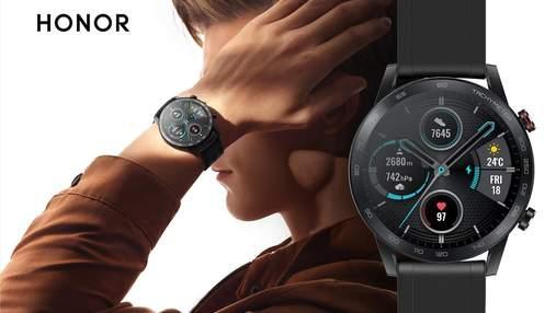 Honor MagicWatch 2: представили смарт-годинник із можливістю прийому дзвінків