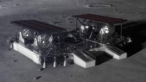 У NASA представили прототип місячного модуля наступного покоління