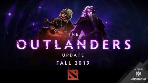 У Dota 2 вийшло оновлення The Outlanders і патч 7.23