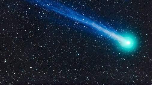 Межгалактическая комета Борисова начала распадаться