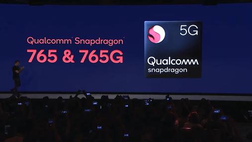Подробные характеристики процессора Qualcomm Snapdragon 765 опубликовали в сети