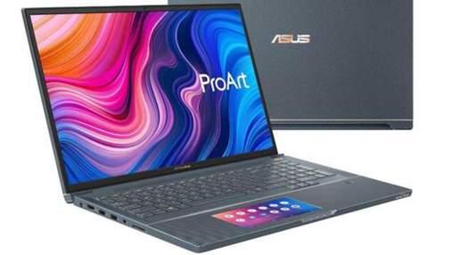 ASUS представила в Україні ноутбуки ProArt StudioBook за 140 тисяч гривень: кого зацікавить