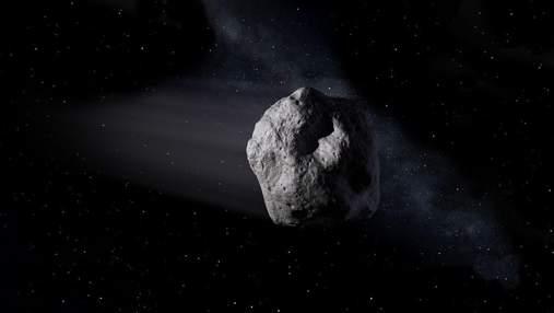 Астероїд Бенну виявився активним: що це означає