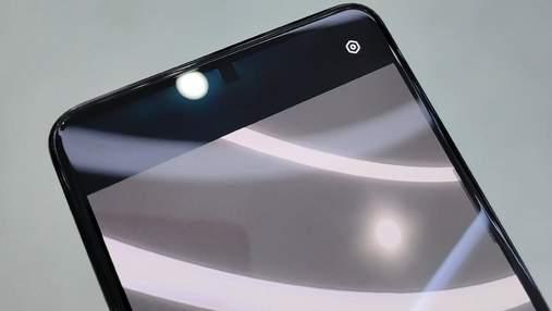 OPPO продемонстрировала работу камеры под дисплеем на рабочем смартфоне