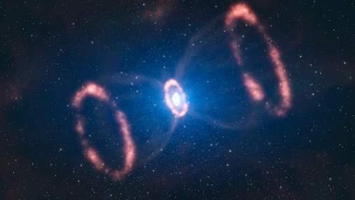"""Hubble отримав знімок """"найдраматичнішої"""" галактики: фото"""