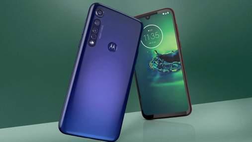 Смартфон Motorola moto g8 plus надійшов у продаж в Україні: ціна