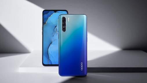 OPPO Reno 3: лінійку смартфонів офіційно представили в Україні